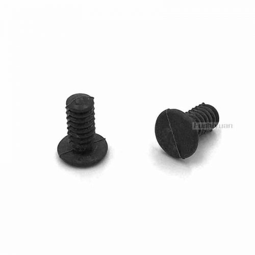 rubber finishing plugs