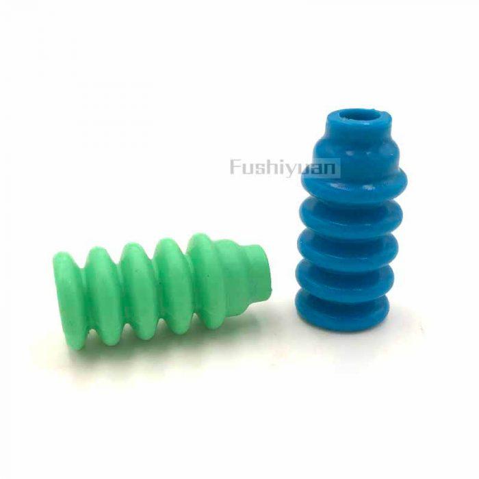 flexible rubber exhaust bellows