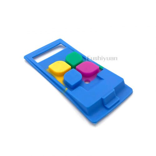 conductive silicone keypads