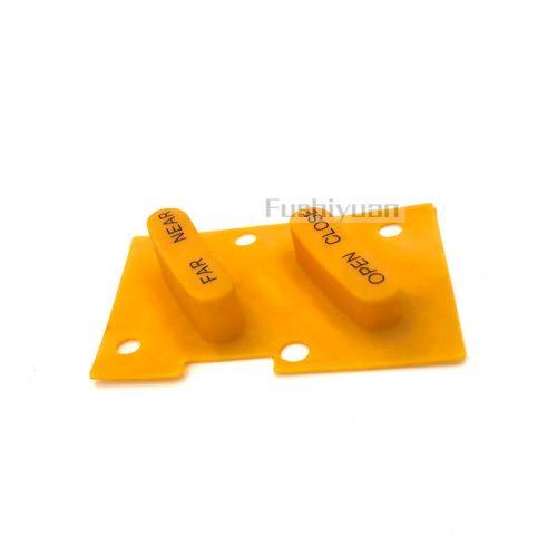 silicone prototype keypad