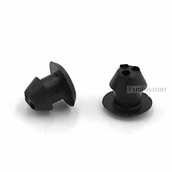 hole plugs rubber push buttons