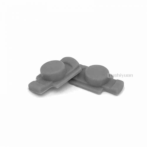 silicone waterproof button cover
