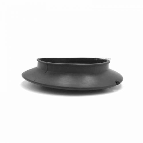 rubber bellows flange