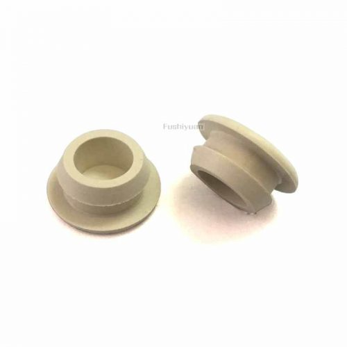 tapered rubber plugs water tight seal of electrical lines