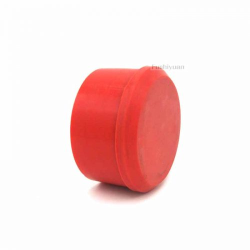 "2"" rubber pipe cap"