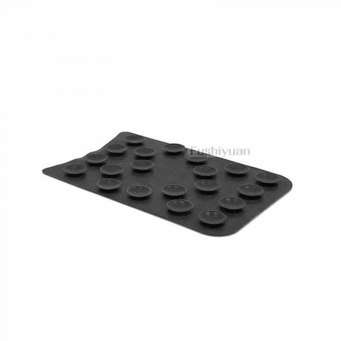 rubber glass pads