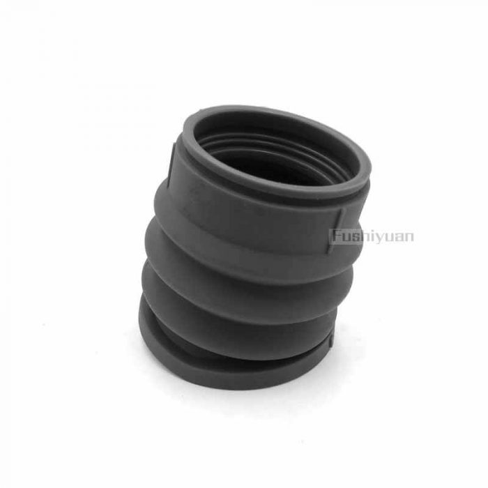 rubber bellows pipe