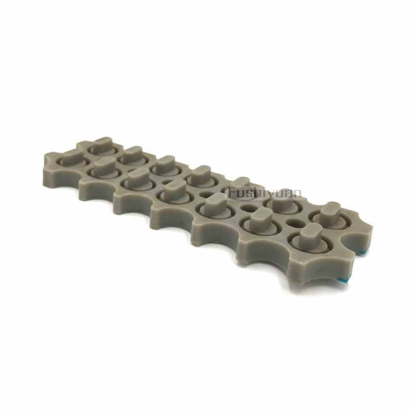 silicone rubber assembly keypad