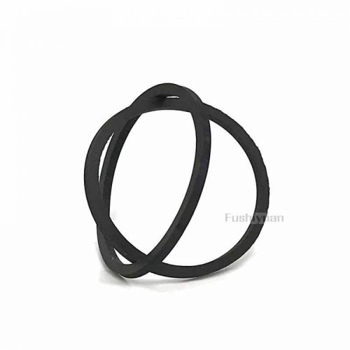 Glass jar rubber gaskets