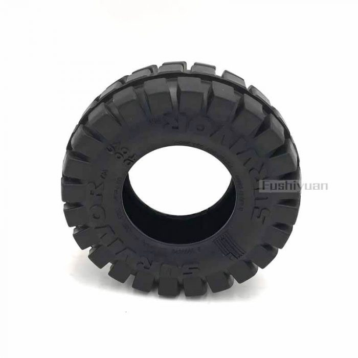 Rubber tires for toy stroller
