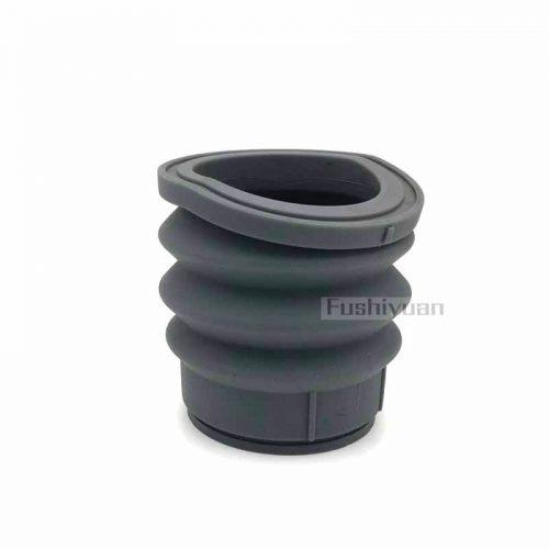 Flexible rubber bellows