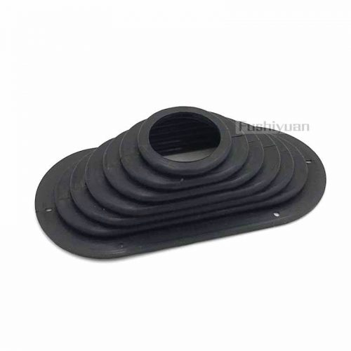 Rubber expansion bellow boot