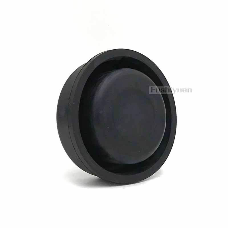 Rubber stud hole plug