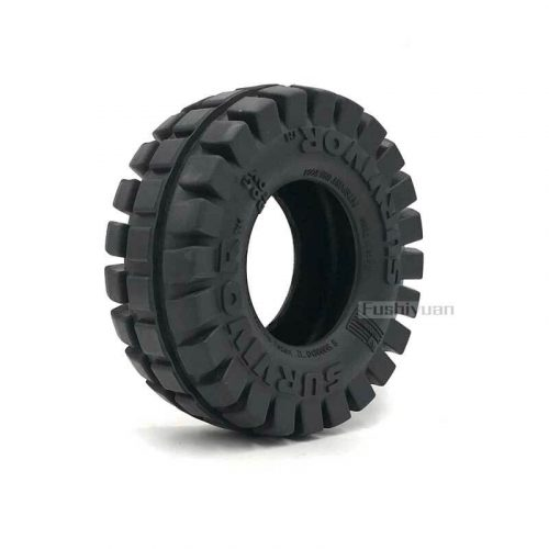 Natural rubber tire