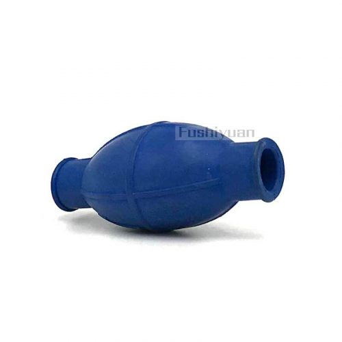 Rubber bulb hand pump