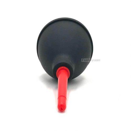 Rubber pipette filler bulb